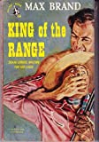 King of the Range, Max Brand, 0671464051