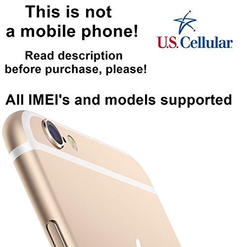 U.S. Cellular USA Factory Unlock Service for iPhone - Samsung Galaxy Note 4 Unlock 16gb