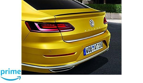Volkswagen Original Barra de Cromo - con moldura para arteon portón - para Maletero Original Número de Pieza: 3 g8071360: Amazon.es: Coche y moto