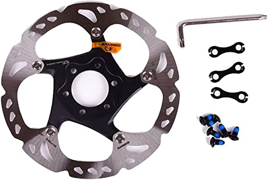 2 BRAKCO MTB Mountain bike Brake Disc Floating Rotor 160//180//203mm Rotors Purple
