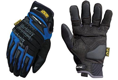 Blue 2 Gloves - 7