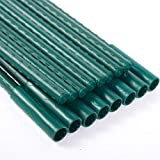 Tingyuan Garden Stakes 6 Foot Steel Plant Stakes