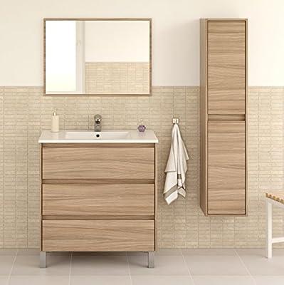 Miroytengo Pack mobiliario baño Que Incluye Mueble Lavabo 3 ...