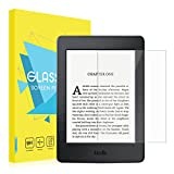 MoKo Kindle Paperwhite Screen Protector, 9H Hardness Tempered Glass Film for Amazon Kindle Paperwhite (All 2012, 2013, 2015 and 2016 Versions)/Kindle 2014(7th Gen)/Kindle E-reader 2016 (8th Gen)