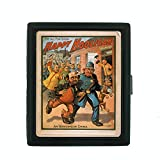 Metal Cigarette Case Vintage Poster D-108 The All Fun Show Happy Hooligan An Uprising In China