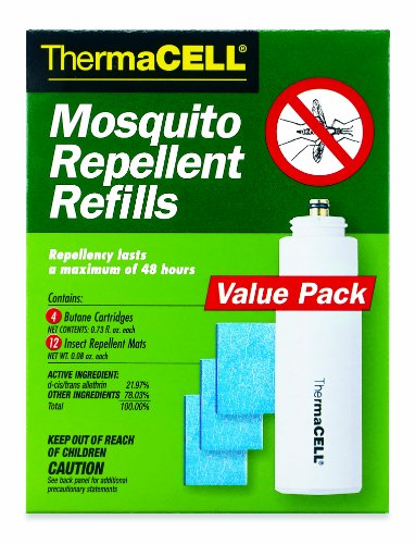 ThermaCELL R-4 Mosquito Repellent Refill - Value Pack