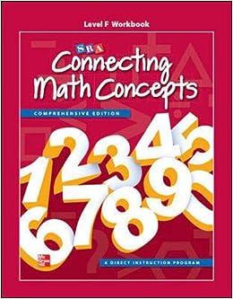 U Torrent Descargar Connecting Math Concepts Level F, Workbook Gratis Formato Epub
