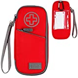 USA GEAR FlexARMOR Medical Case - Insulated