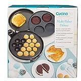 CucinaPro Multi Baker Deluxe- 3 Interchangeable