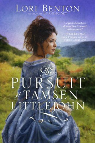 The Pursuit of Tamsen Littlejohn: A Novel cover