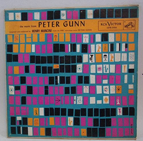 The Music from Peter Gunn (Henry Mancini The Music From Peter Gunn)