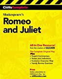Romeo and Juliet: Complete Study Edition (Cliffs Notes) by Shakespeare, William (2000) Paperback