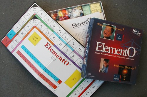 Elemento Game - Learn the Periodic Table