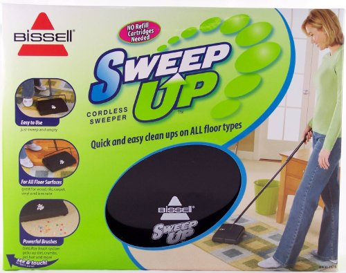 Bissell Sweep-Up Cordless Sweeper 2101U