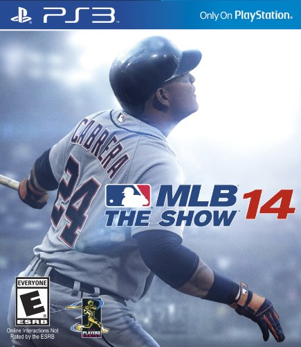 MLB 14: The Show (Baseball Diamond Over)