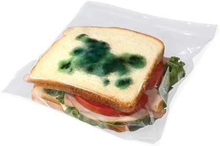 BigMouth Inc Theft Deterrent Moldy Sandwich Bags