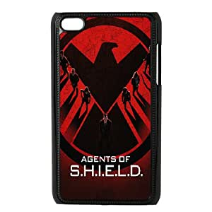 Quotes protective Phone Case Agents of shield For Ipod Touch 4 NP4K03503