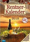 Rentner-Kalender 2018: mit aufwendiger Rückseitengestaltung