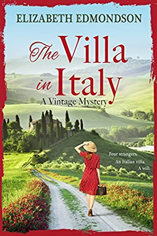 book cover of The Villa in Italy
