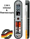 Gourmia GTH9150 Commercial Grade Contact & Non Contact...