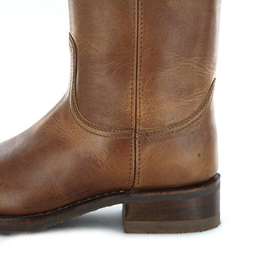 Boots Evolution Farben Classic Westernstiefel 3162 Sendra tollen Tang in Cowboystiefel Boots d8pzdq