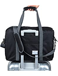 Travel Lightweight Waterproof Foldable Storage Carry Luggage Duffle Tote Bag