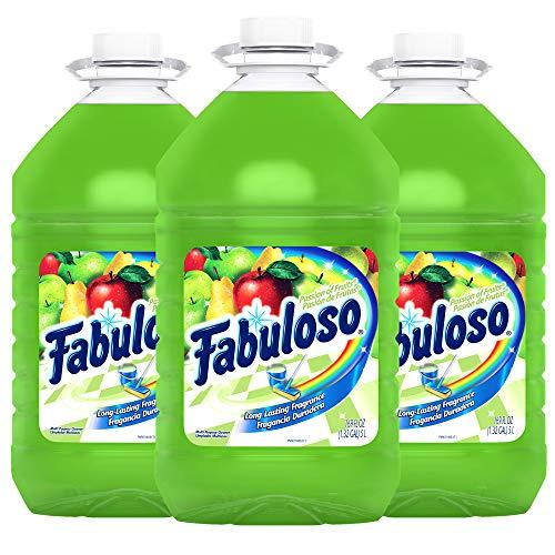 FABULOSO 완벽한 다목적 클리너 플로럴 버스트 가정용 용품 및 욕실 청소 용품 | 멀티 액션 포뮬러 플로어 클리너 & 표면 클리너 / FABULOSO 완벽한 다목적 클리너 플로럴 버스트 가정용 용품 및 욕실 청소 용품 | 멀티 액션 포뮬러 플로어 클리너 &...