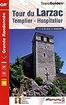 Tour du Larzac : Templier - Hospitalier par FFRP