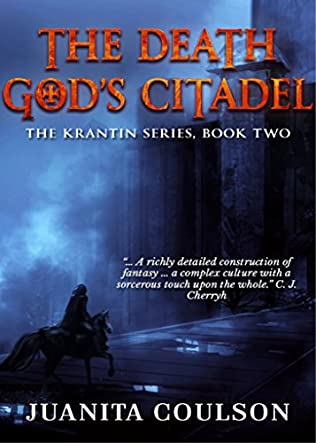 book cover of The Death God\'s Citadel