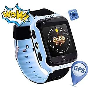 Reloj Infantil Smartwatch para Niños Con llamada Toque HD