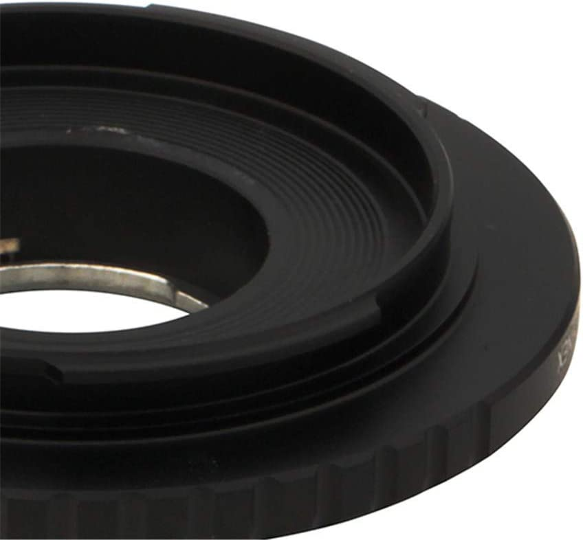 Pixco Lens Adapter Suit for Contax CY Lens to Sony E Mount NEX Camera A5100 A6000 A5000 A3000 NEX-5T NEX-3N NEX-6 NEX-5R NEX-F3 NEX-C3 NEX-3 NEX-5 A7 A7s A7R NEX-VG900 NEX-VG30 Contax-NEX