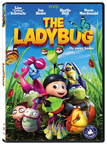 DVD : The Ladybug (Widescreen, Dolby, AC-3, Subtitled)