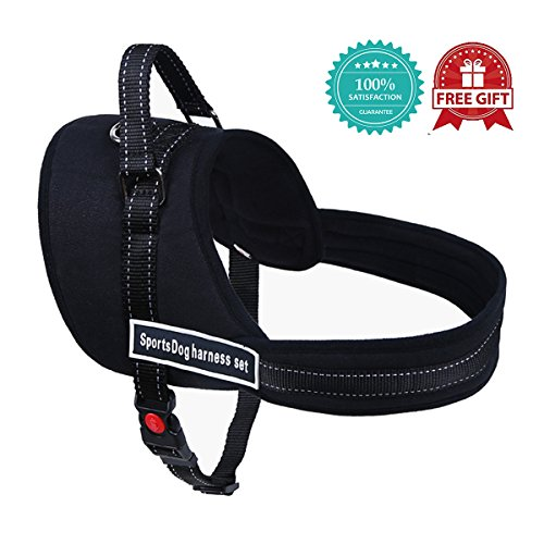 dog anti jump harness - 5