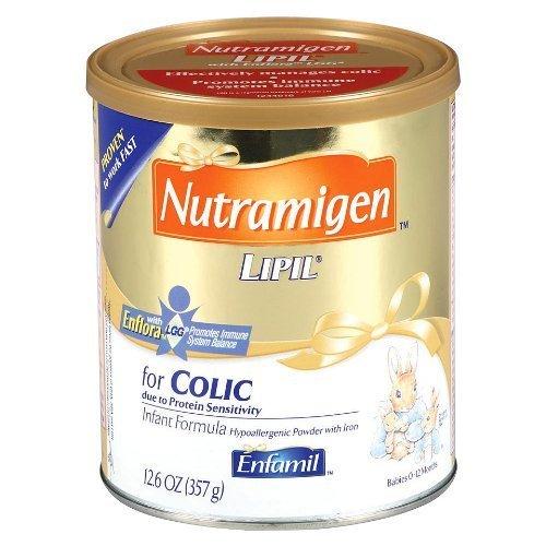 Enfamil Nutramigen Lipil with Enflora LGG Powder - 12.6 oz. (B0028R7POC)