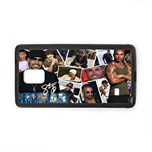 Onshop Custom Shemar Moore Collage Phone Case Laser Technology for Samsung Galaxy Note 4