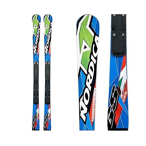 2015 Nordica Dobermann GSJ PLT Jr Race Skis (no binding) (135cm) (Dobermann Ski Racing)