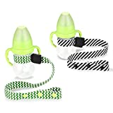 Baby Sippy Cup Strap by Accmor, Adjustable