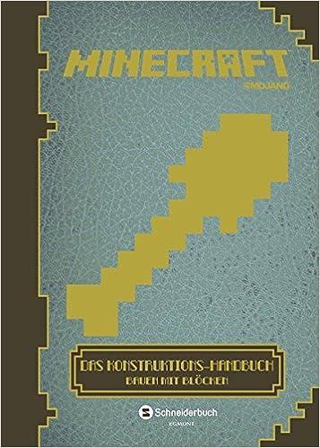 Minecraft Das KonstruktionsHandbuch Bauen Mit Blöcken Amazonde - Minecraft redstone hauser deutsch