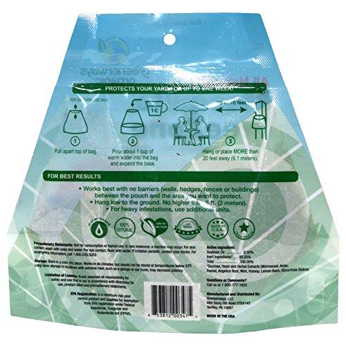 Greenerways Organic Mosquito Repellent Zone Non Toxic