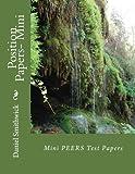 Position Papers- Mini PEERS Test: Mini PEERS Test papers