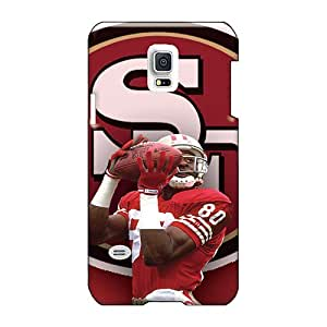 Quality BULINBULIN Case Cover With San Francisco 49ers Nice Appearance Compatible With Sumsang Galaxy S5 Mini