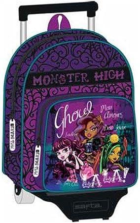 monster high ryggsäck