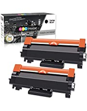 $22 » GPC Image Compatible Toner Cartridge Replacement for Brother TN760 TN-760 TN730 TN 760 to use with HL-l2350dw HL L2390DW HL-L2370DW DCPL2550DW MFC-L2750DW MFCL2710DW Printer (2-Black)