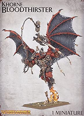 Warhammer Fantasy / Warhammer 40K Khorne Bloodthirster from Games Workshop