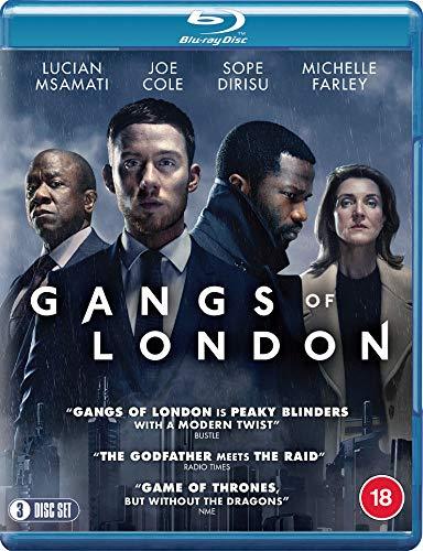 Amazon Com Gangs Of London Blu Ray Movies Tv