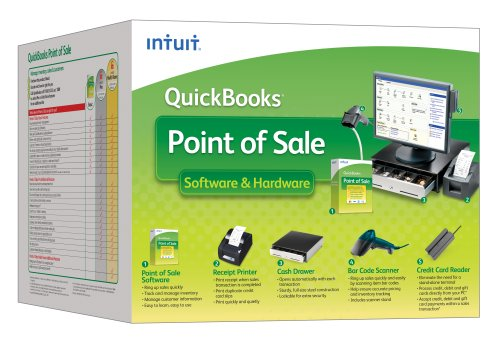 Amazon.com: QuickBooks Point Of Sale: Pro Version 8.0 With Hardware