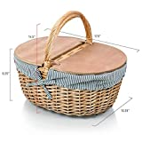 Picnic Time Country Picnic Basket with