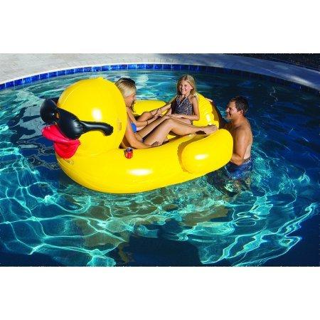 Inflatable Yellow Duck - 6