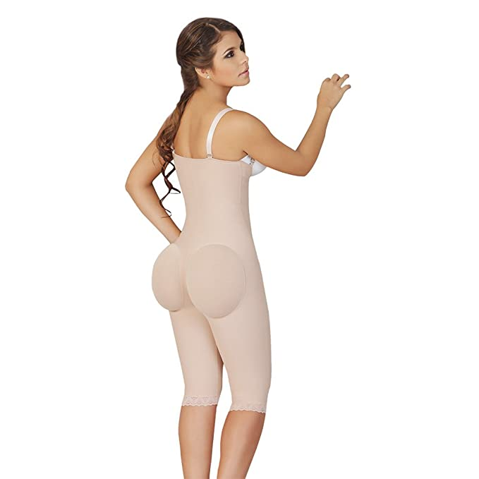 Fajas Salome Womens 0527 Post Surgical Butt Enhancer Bodyshaper (XS, NUDE) at Amazon Womens Clothing store: