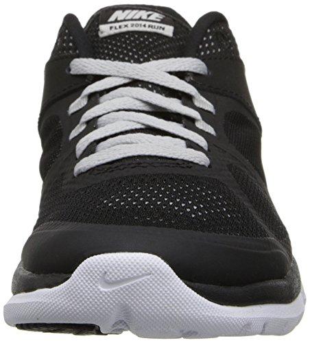 GRY Nike BLACK SLVR 2014 Wmns ASH Laufschuhe LGHT Damen WHITE RN Flex 7r7xPqW